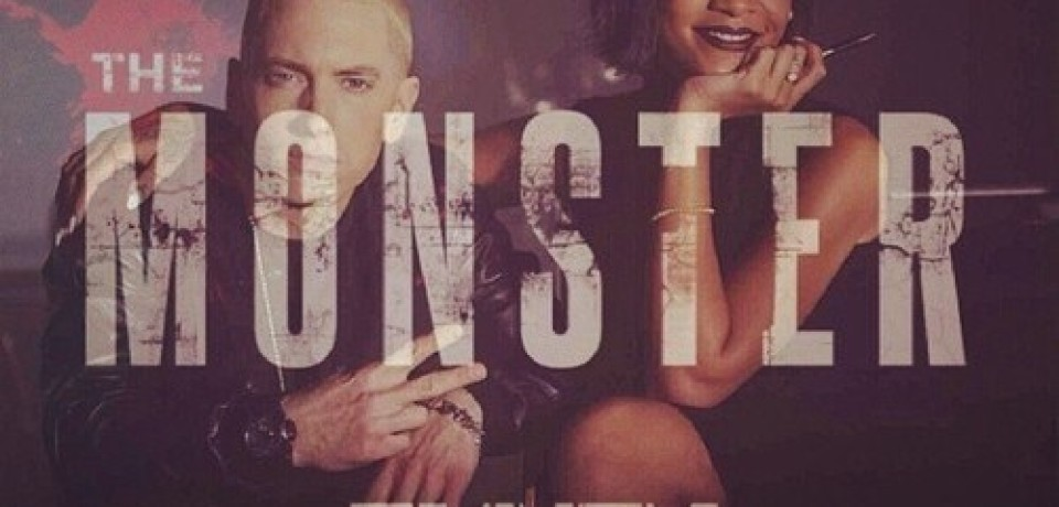 Eminem — The Monster (Explicit) ft. Rihanna
