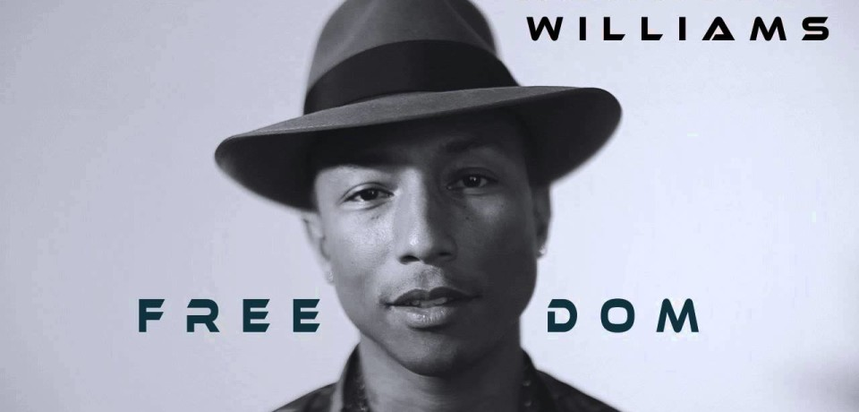 Pharrell Williams — Freedom