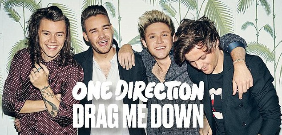 One Direction — Drag Me Down