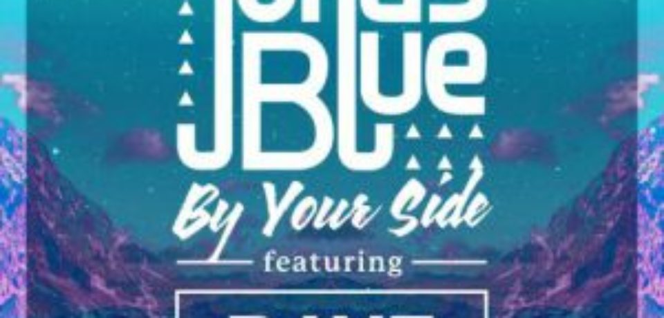 Jonas Blue — By Your Side ft. RAYE