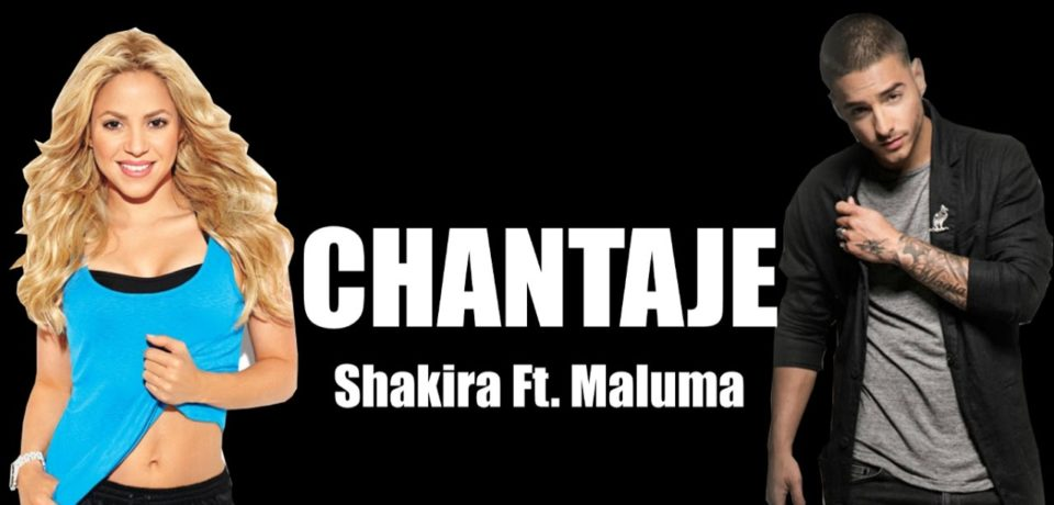 Shakira ft. Maluma — Chantaje