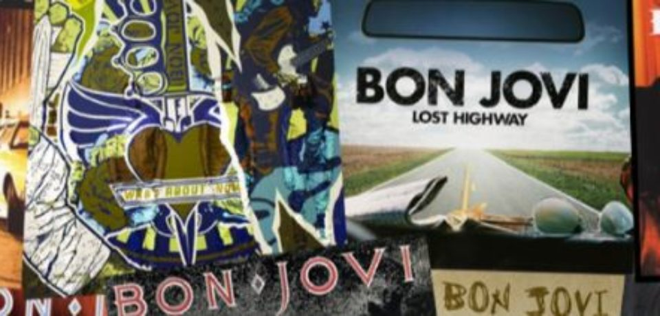 Bon Jovi — New Year's Day