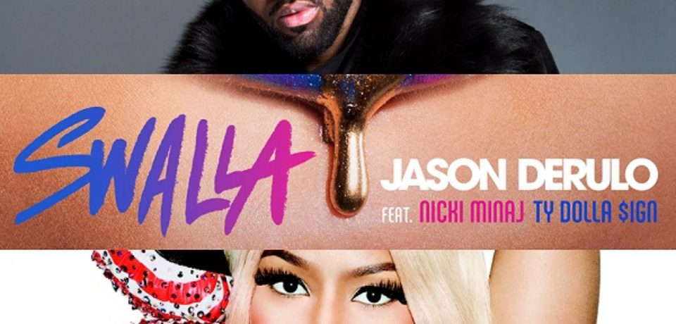 Jason Derulo ft. Nicki Minaj & Ty Dolla $ign — Swalla