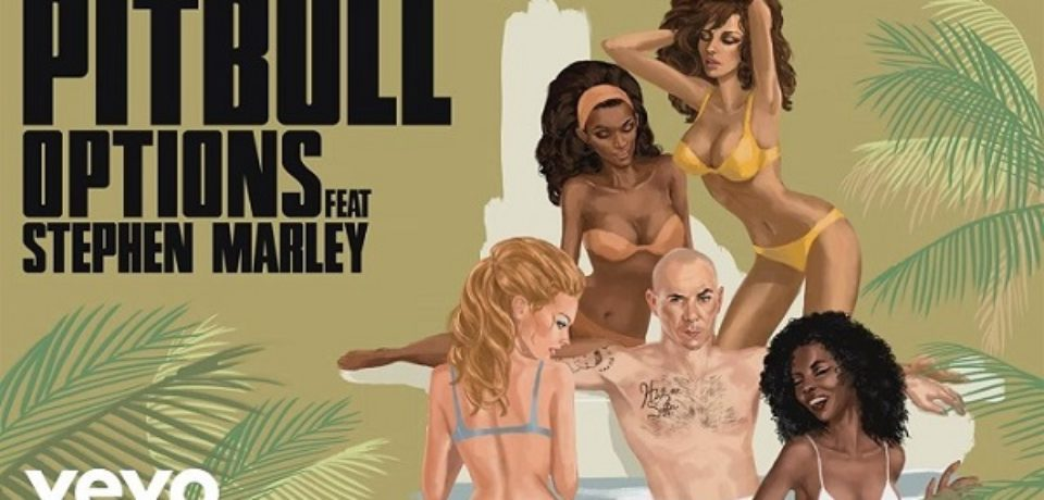Pitbull ft. Stephen Marley – Options