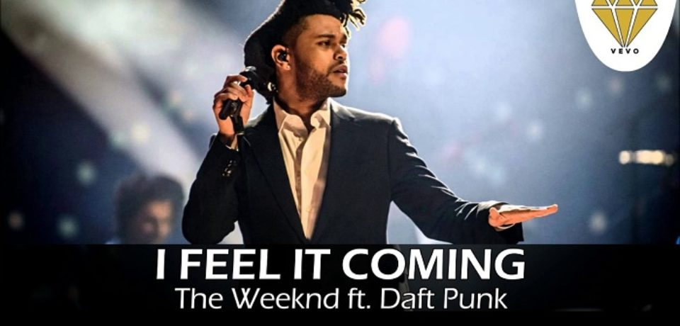 The Weeknd ft. Daft Punk – I Feel It Coming