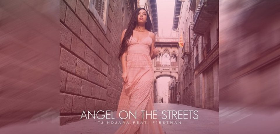 Tjindjara feat. F1rstman — Angel On The Streets