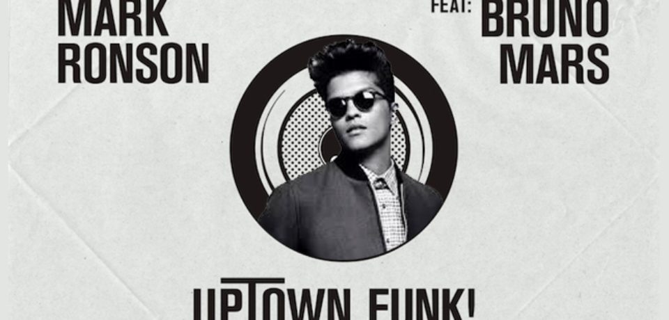 Mark Ronson — Uptown Funk ft. Bruno Mars