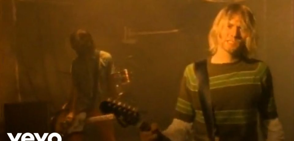 Nirvana — Smells Like Teen Spirit