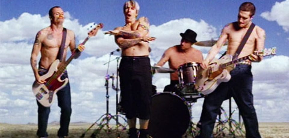 Red Hot Chili Peppers — Californication