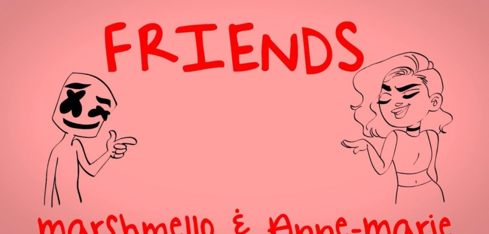 Marshmello & Anne-Marie — FRIENDS