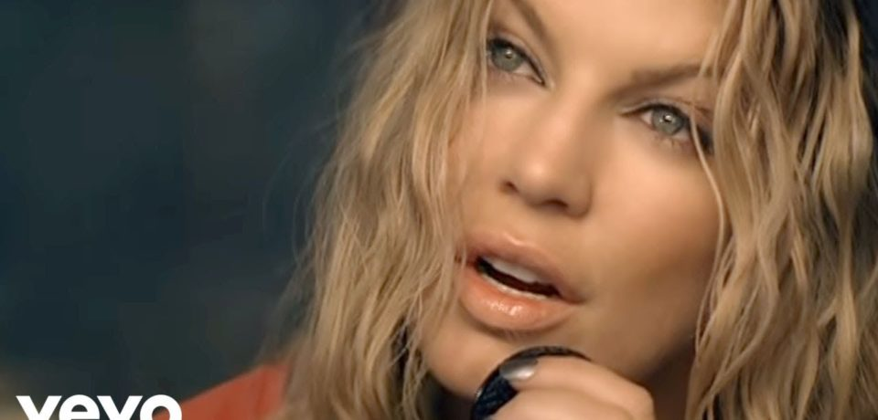 Fergie — Big Girls Don't Cry